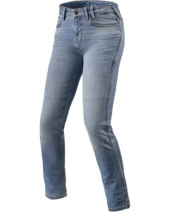 REV'IT Shelby Ladies Jeans Light Blue Used