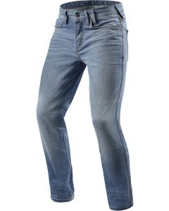REV'IT Piston Jeans Light Blue Used