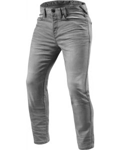 REV'IT Piston Jeans Light Grey Used