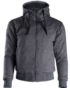 CLAW Mortal Hoodie Anthracite