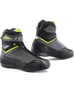 TCX Rush 2 Waterproof Grey/Yellow Fluo