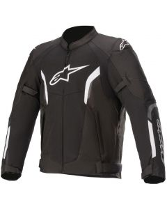 Alpinestars AST V2 Air Jacket Black/White 12