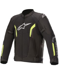 Alpinestars AST V2 Air Jacket Black/Yellow/Fluo 155