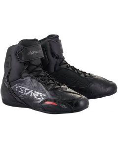 Alpinestars Faster-3 Shoes Black/Gun Metal 1101