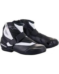 Alpinestars SMX-1 R V2 Shoes Black/White 12