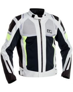 Richa Airstorm Waterproof Jacket Grey/Fluo Yellow 2650