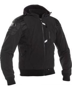 Richa Atomic Waterproof Hoodie Black 100
