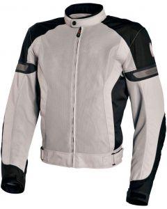 Richa Cool Summer Lady Jacket Black/Grey 1700