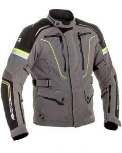 Richa Infinity 2 Pro Jacket Grey/Fluo Yellow 2650
