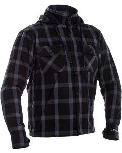 Richa Lumber Hoodie Black 100