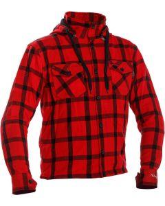 Richa Lumber Hoodie Red 400