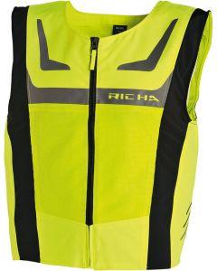 Richa Safety Mesh Jacket Fluo Yellow 650