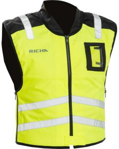 Richa Sleeveless Safety Jacket Fluo Yellow 650