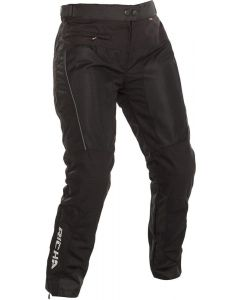 Richa Cool Summer Lady Trousers Black 100