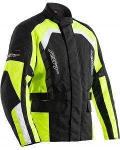 RST Alpha 5 Jacket Black/Fluo Yellow