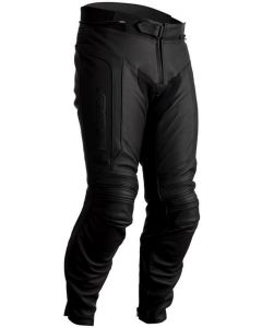 RST Axis Leather Leather Trousers Black