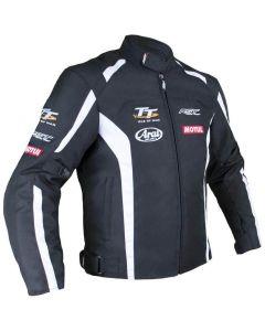 RST Iom TT Team Jacket White