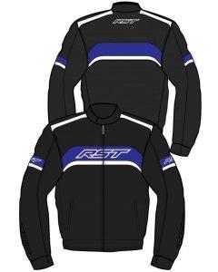 RST Pilot Jacket Black/Blue