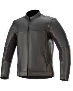 Alpinestars Topanga Leather Jacket Black 10