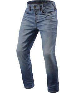 REV'IT Piston Jeans Medium Blue Used