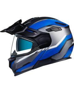 NEXX X.VILIJORD Continental Grey/Blue Mat
