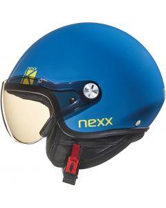 NEXX SX.60 Kids K Blue Explosion