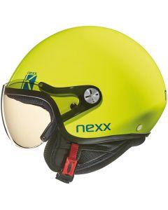 NEXX SX.60 Kids K Neon Yellow