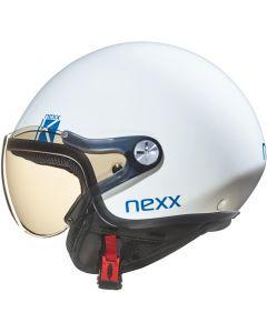 NEXX SX.60 Kids K White