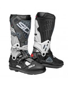 SIDI Atojo SRS Boots White/Black/Grey 240
