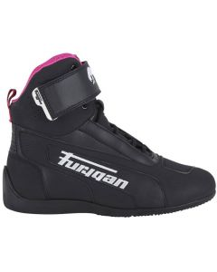 Furygan Zephyr D3O WP Ladies Shoes Black/White/Pink 27