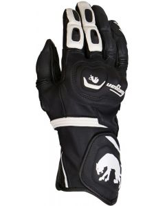Furygan Higgins Gloves Black/White 143