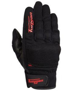 Furygan JET D3O Gloves Black/Red 108