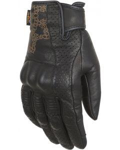 Furygan Astral D3O Ladies Gloves Black 100