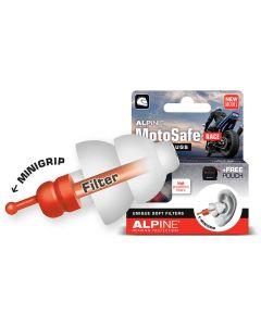 Alpine MotoSafe earplugs Race