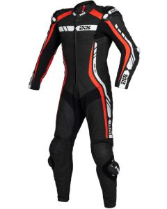 iXS Suit Sport LD RS-800 1.0 1-piece Onepiece Black/Red/White