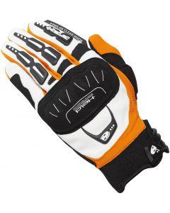 Held Backflip Adventure Gloves White/Orange 095