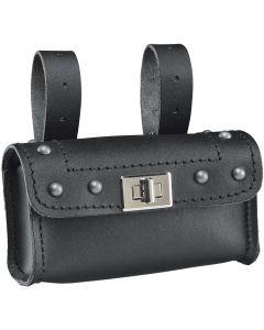Held Cruiser Lockbag With Rivets Black 001