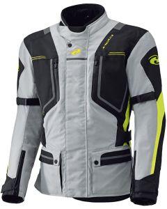 Held Zorro Touring Jacket Grey/Neon Yellow 025