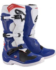 Alpinestars Tech 3 Boots Blue/White/Red 723