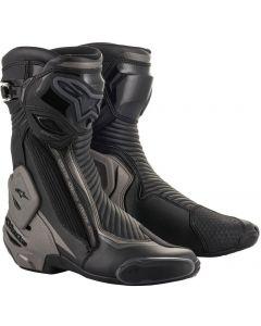 Alpinestars SMX Plus V2 Boots Black/Dark Grey 111