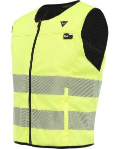Dainese Smart Hi Vis Safety Jacket Fluo Yellow 041