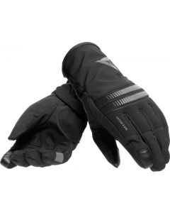 Dainese Plaza 3 D-Dry Lady Gloves Black/Anthracite 604