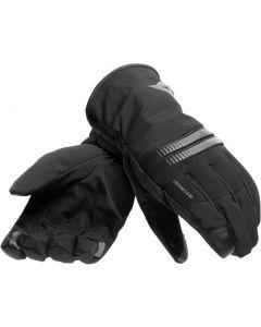 Dainese Plaza 3 D-Dry Gloves Black/Anthracite 604