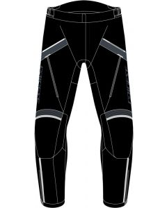 Dainese Tempest 3 D-Dry Lady Trousers Black/Black/Ebony Y21