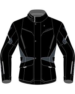 Dainese Tempest 3 D-Dry Jacket Black/Black/Ebony Y21
