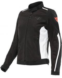 Dainese Hydraflux 2 Air D-Dry Lady Jacket Black/Black/White 948