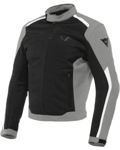 Dainese Hydraflux 2 Air D-Dry Jacket Black/Charcoal Gray 59F