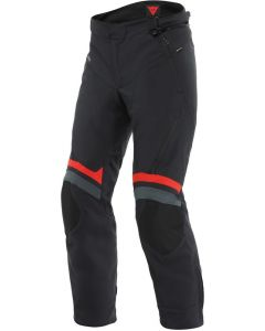 Dainese Carve Master 3 Gore-Tex Trousers Black/Lava Red B78