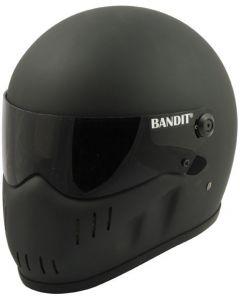 Bandit XXR flat black non ECE