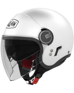 Nolan N21 Visor Visor Classic Metal White 05